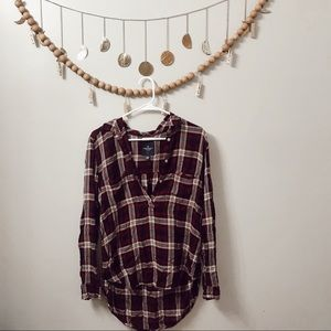 [ 4 for $38 ] AE flannel
